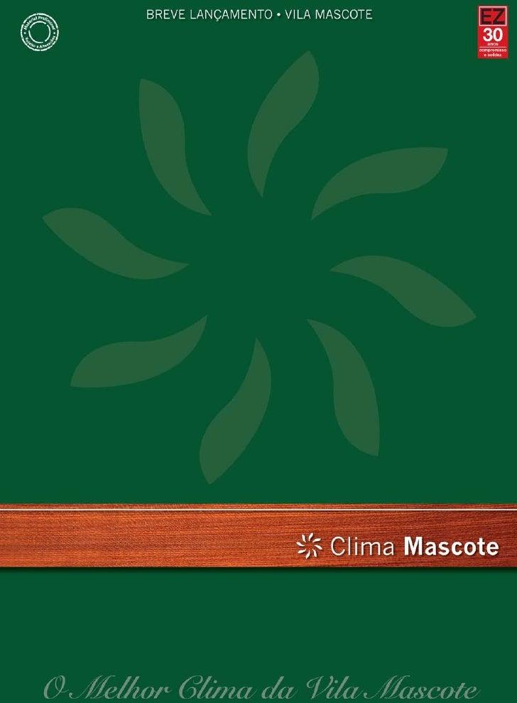 Clima Mascote