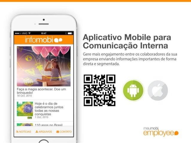 meumobi Employee: Aplicativo para comunicação interna