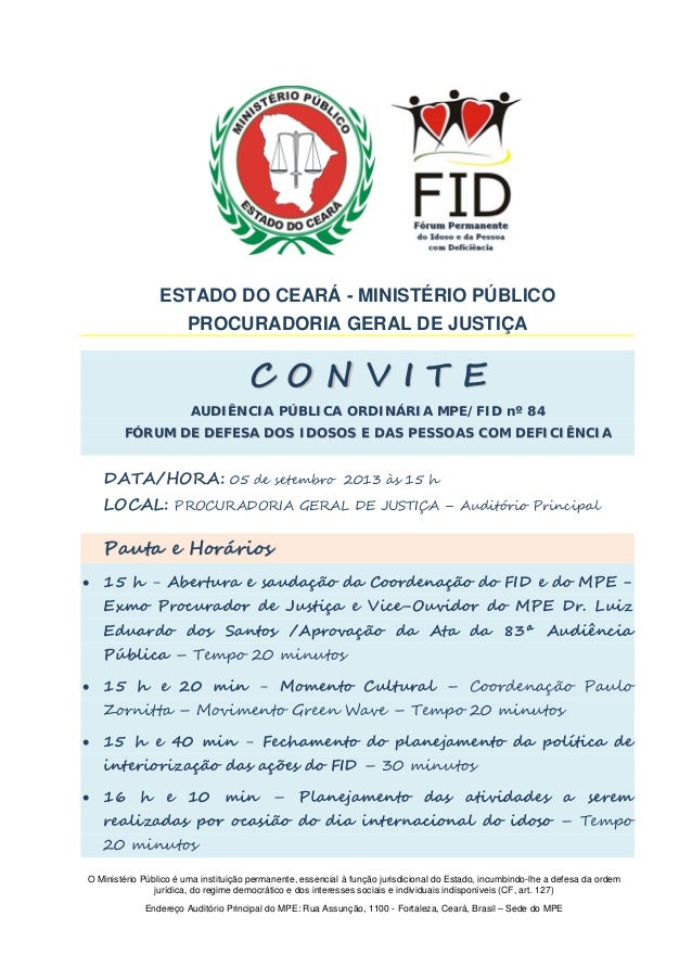 O Ministério Público é uma instituição permanente, essencial à função jurisdicional do Estado, incumbind...