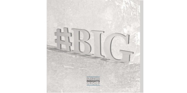 « BIG: inovação para crescer GRUPO TEM COMO OBJETIVO PRINCIPAL DISCUTIR INOVAÇÃO, TENDÊNCIAS E DIVERSIFICAÇÃO DE NEGÓCIOS....