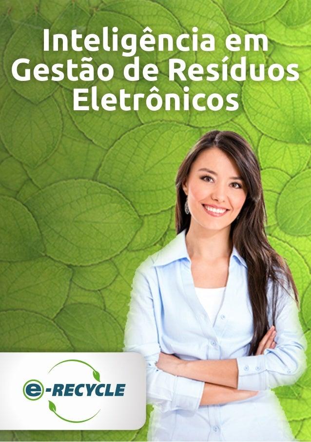 Inteligência em Gestão de Resíduos Eletrônicos