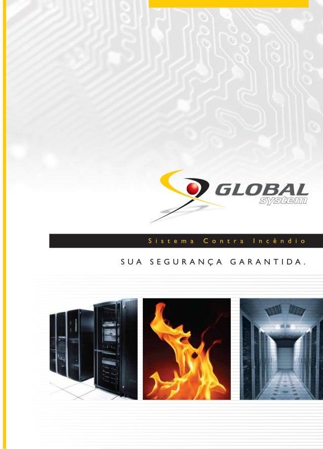 Global System - Sistemas Modernos Contra Incêndio