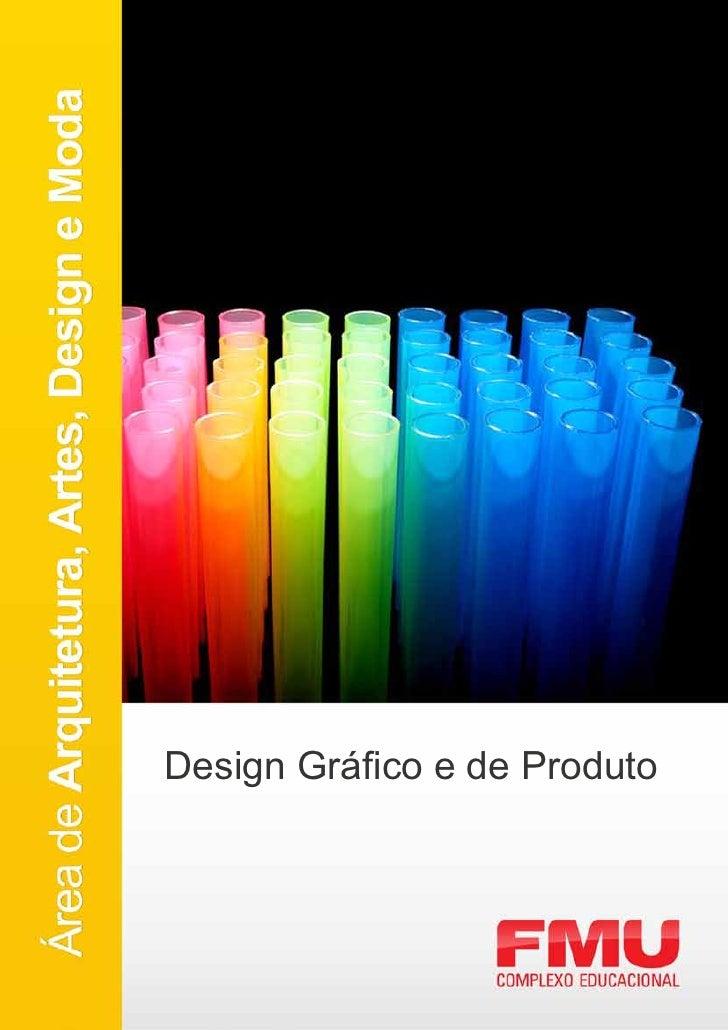 Design Gráfico e de Produto