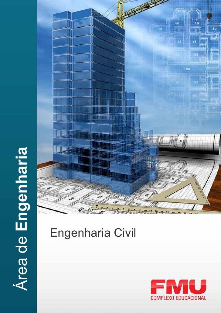 Área de Engenharia      Engenharia Civil