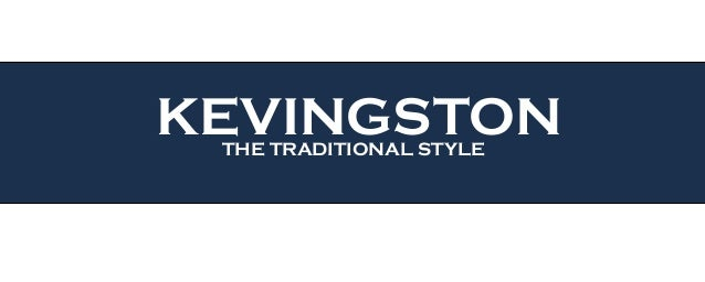 KEVINGSTON THE TRADITIONAL STYLE