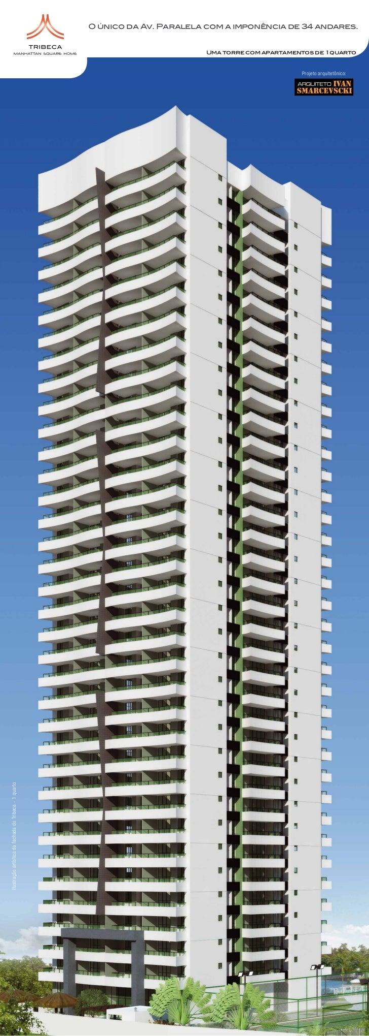 Manhattan Tribeca Salvador Ba