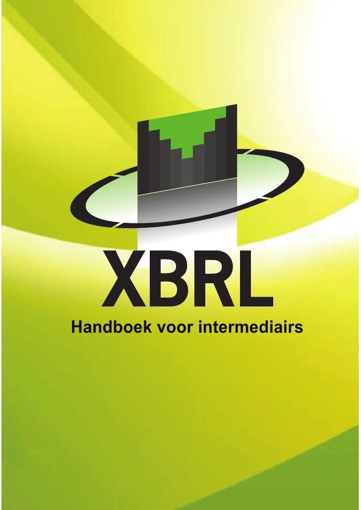 Handboek voor intermediairs