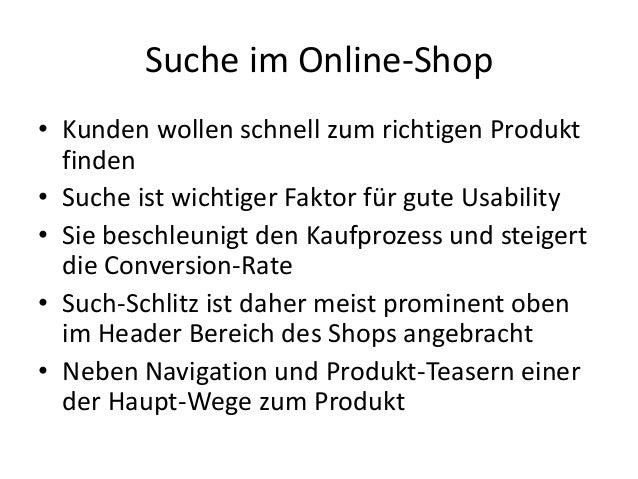 E-Commerce Total: Manuskript zu Folge 14: HitEngine Suche von Weitkämper Technology Slide 2