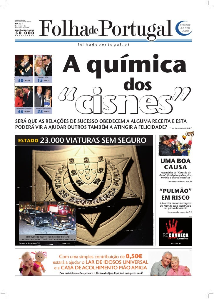 Diretor: João Filipe                                                               Jornal de distribuição gratuita        ...