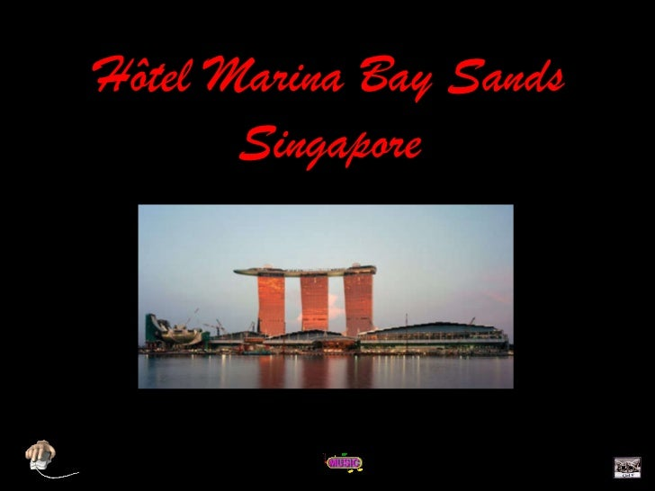 Hôtel Marina Bay Sands Singapore