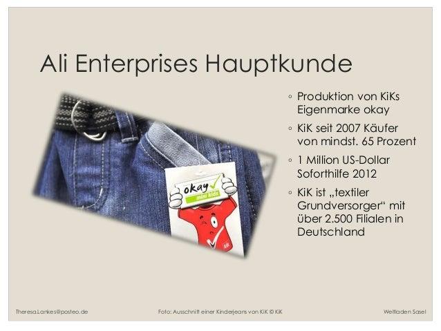 Einkaufen große sorten professionelles Design Der Fall KiK - deutschlandweit erste Klage gegen Unternehmen ...