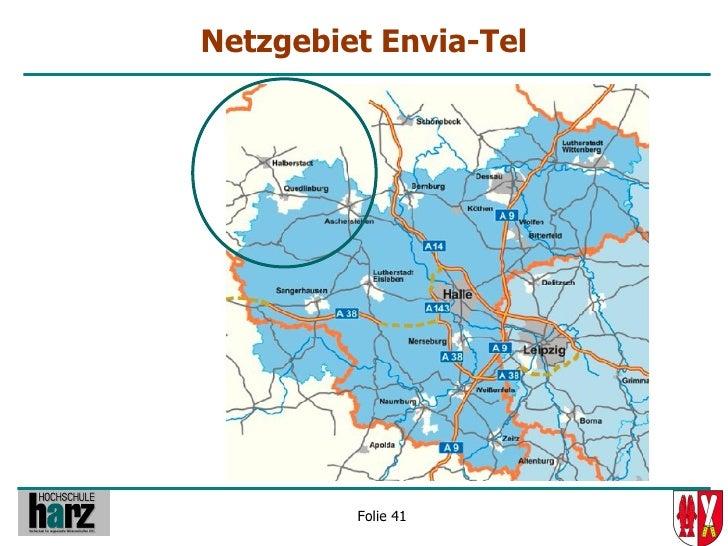 Netzgebiet Envia-Tel              Folie 41