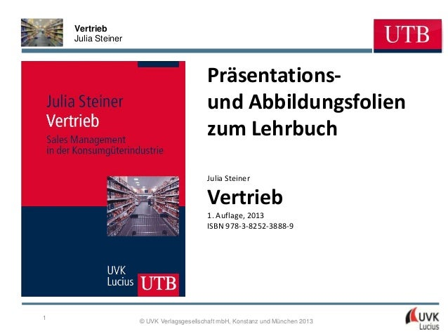 Vertrieb    Julia Steiner                                         Präsentations-                                         u...