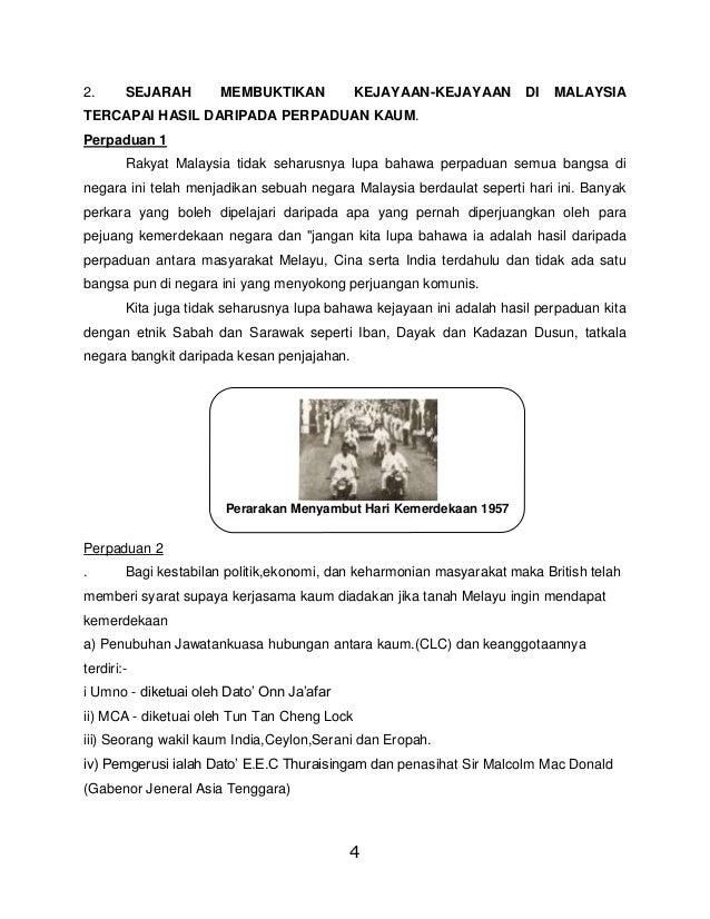Folio Sejarah Hari Malaysia Muharram O