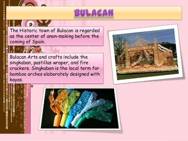 Art Crafts Of Luzon