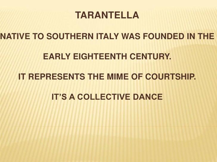 Folk & Dances - Italy 2011