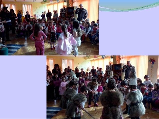И завършихме празника с кръшно българско хоро...