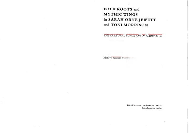 Copyright ° 1991 by Louisiana State University Press All rights reserved Manufactured in the United States of America Firs...