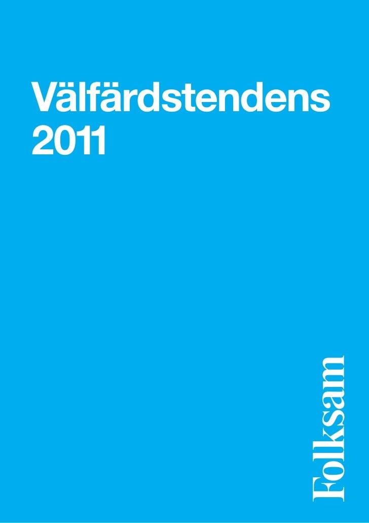 Välfärdstendens2011