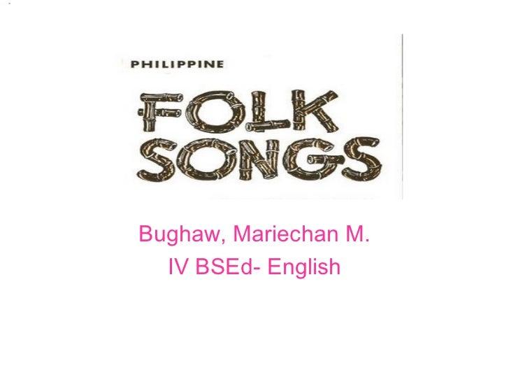 English Folk Music