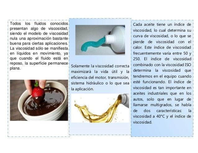 Viscosidad for Viscosidad del aceite de motor