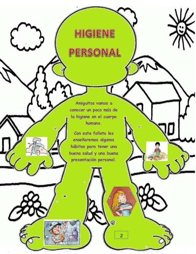 Folleto De La Higiene Personal