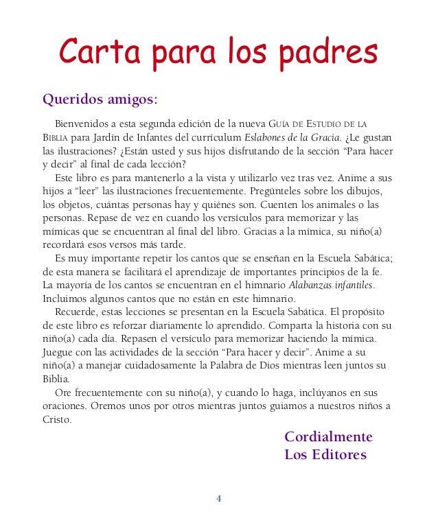 Folleto infantes segundo trimestre 2014 for Carta de despedida para una maestra de jardin