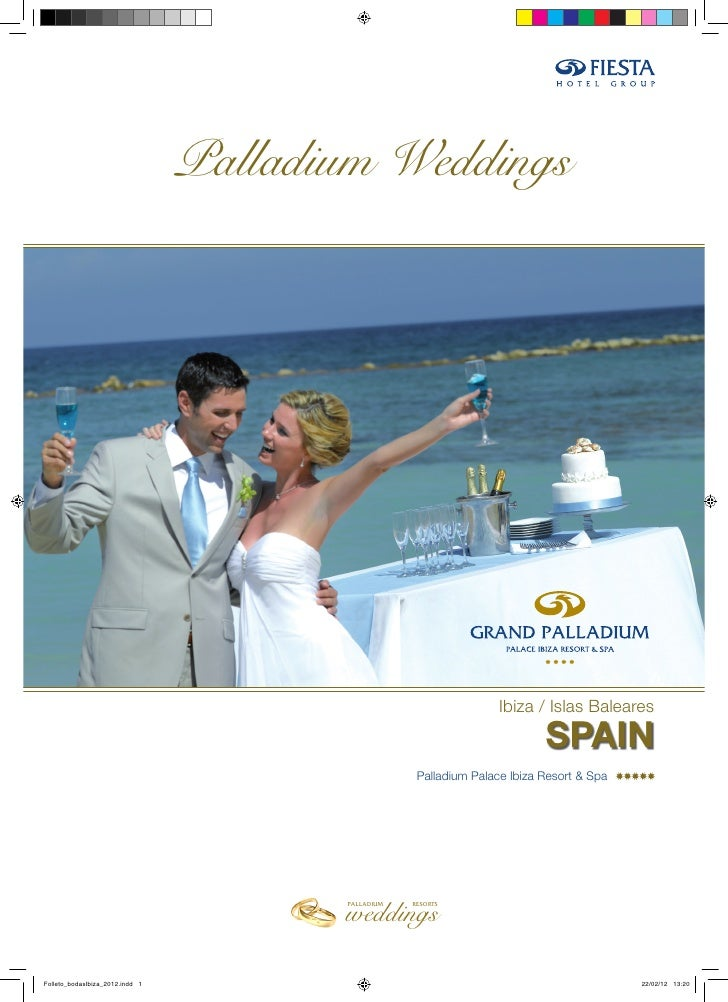 Palladium Weddings                                                                    Ibiza / Islas Baleares              ...