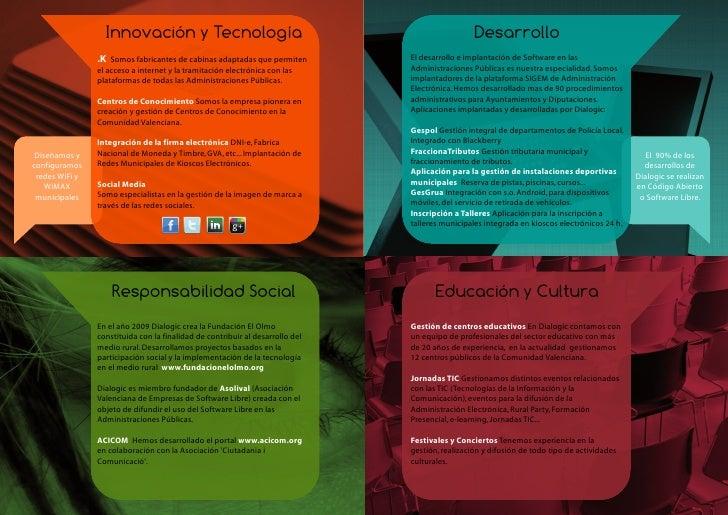 Dialogic Servicios Slide 2
