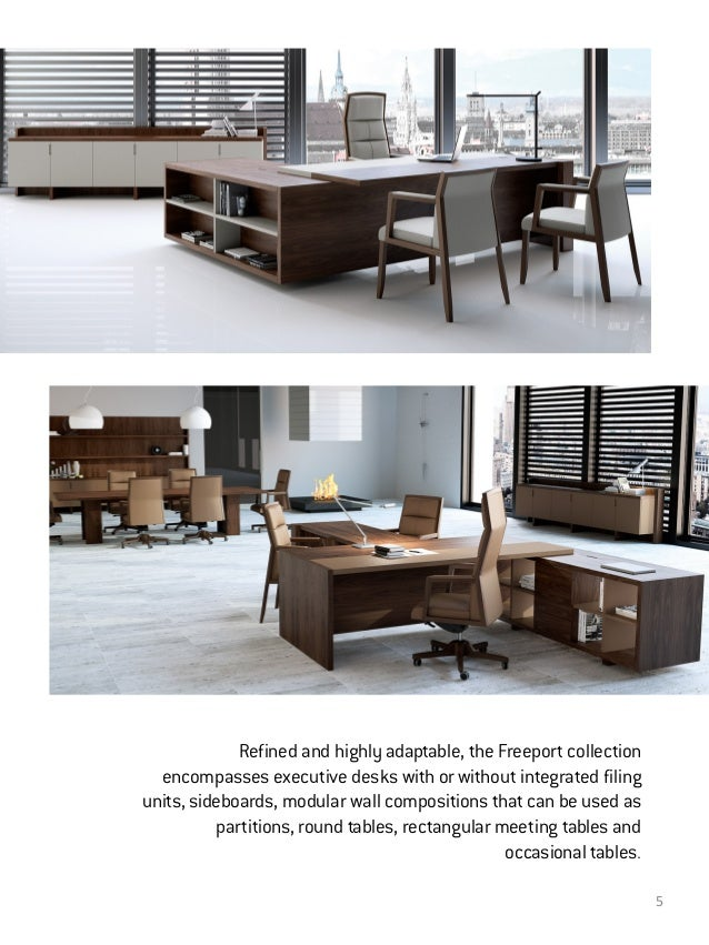 Ofifran freeport and square office furniture collections