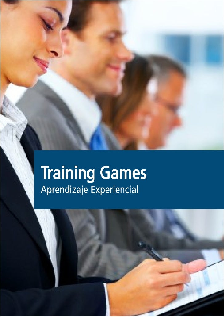 Training GamesAprendizaje Experiencial