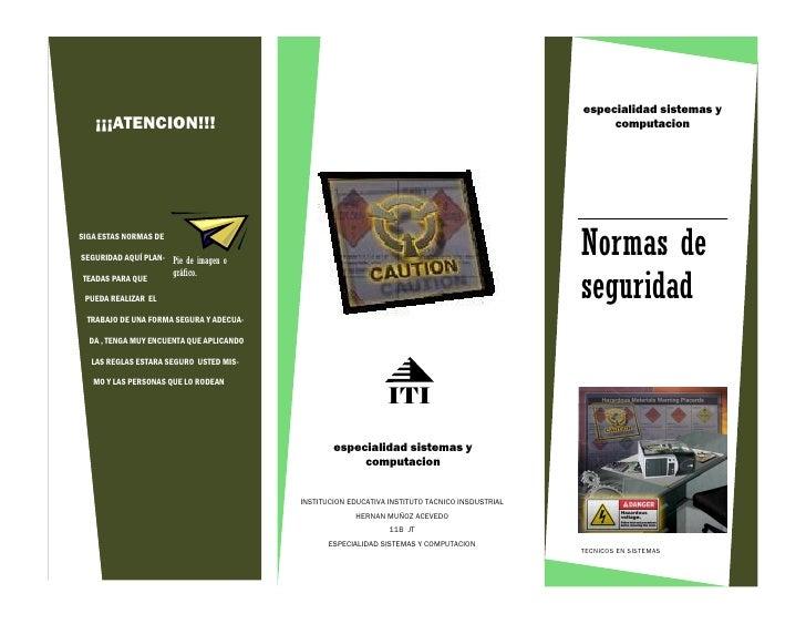especialidad sistemas y   ¡¡¡ATENCION!!!                                                                                  ...