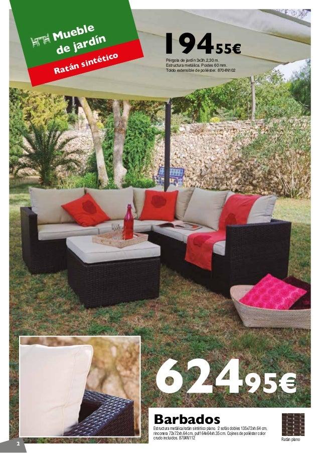 Folleto Primavera 2017 Ferretería Ginés, Alhama de Murcia