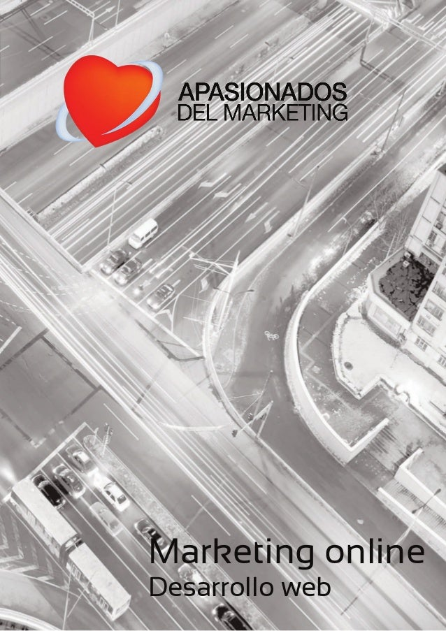 Marketing online Desarrollo web