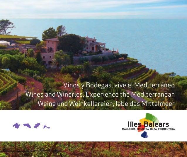 Vinos y Bodegas - Vive el mediterráneo