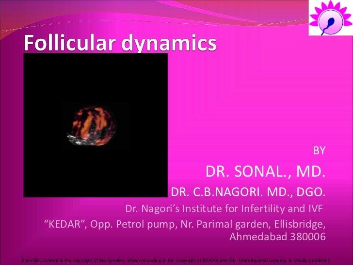 Follicular Dynamics - Dr.Sonal Panchal, DR. C.B.Nagori