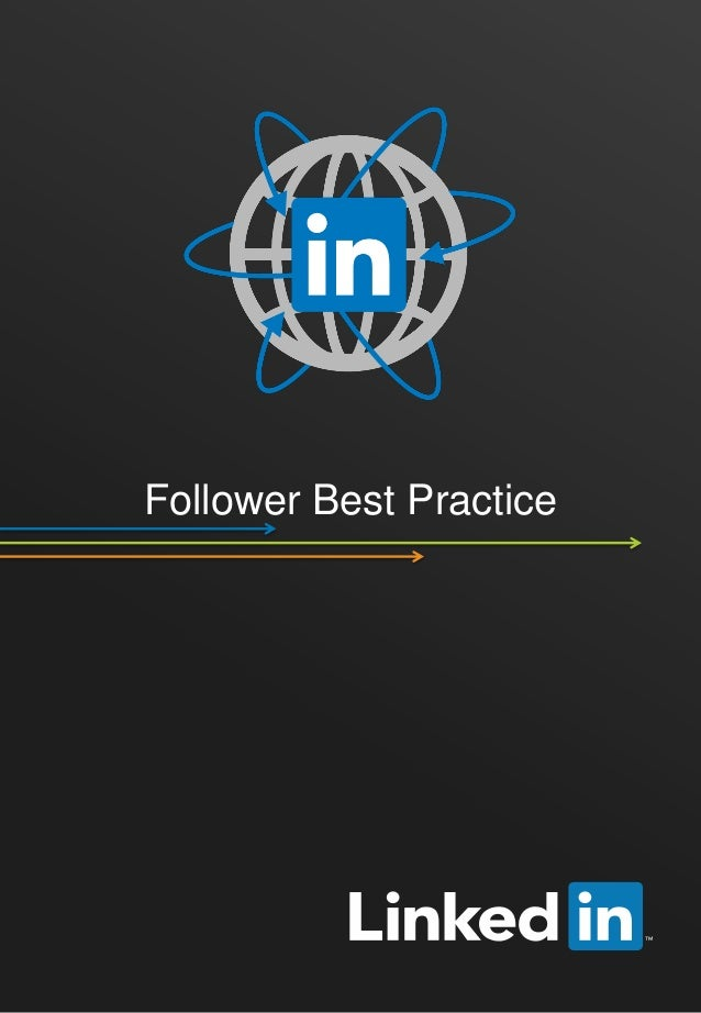 Follower Best Practice