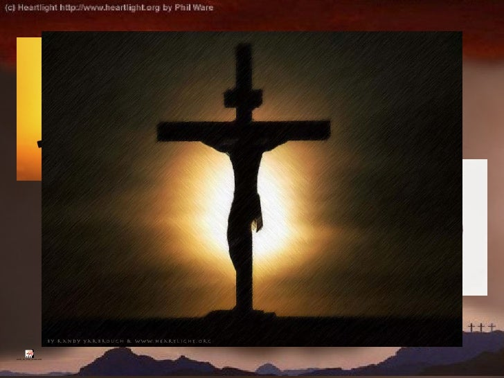 Following In The Footsteps Of Jesus Slide 2