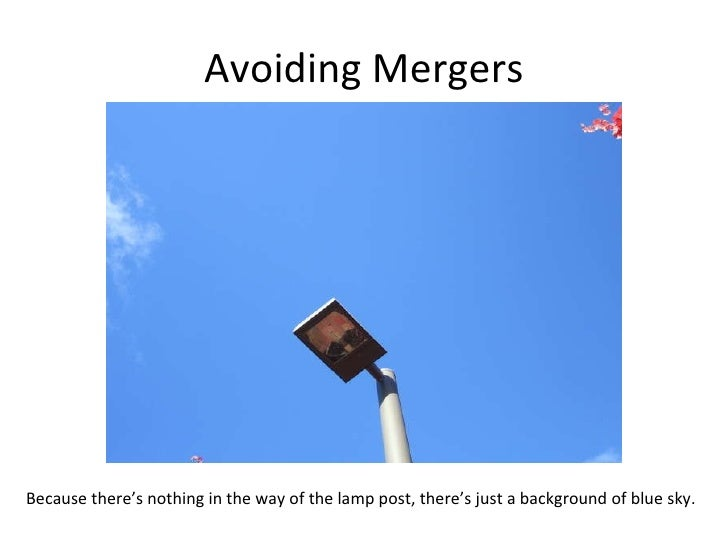 Avoiding mergers photography Avoid Avoiding Mergers Slideshare Following The Rules Of Composition