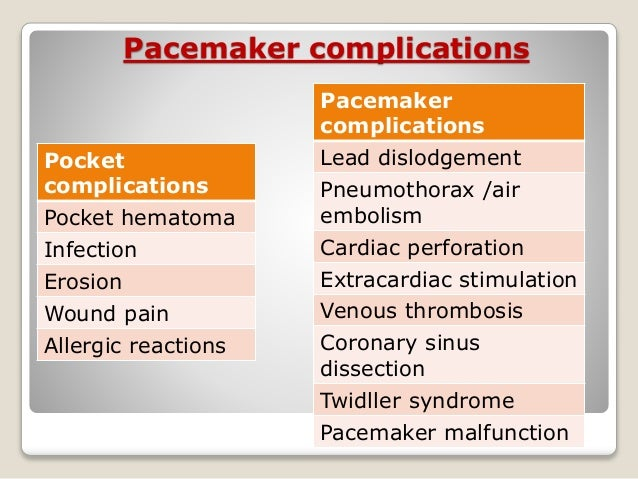 pacemaker lead extraction guidelines complications