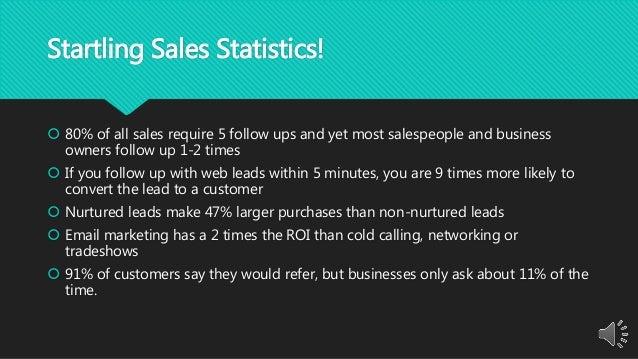 follow sales