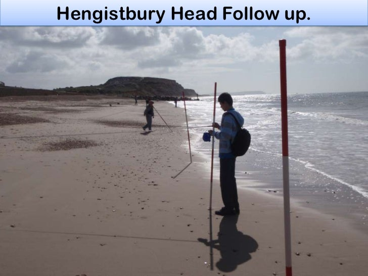 hengistbury head coursework