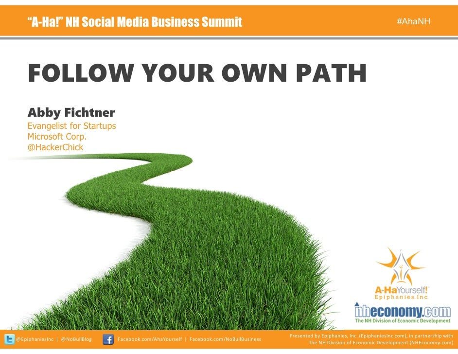 """A-Ha!"" NH Social Media Business Summit                                                                                   ..."