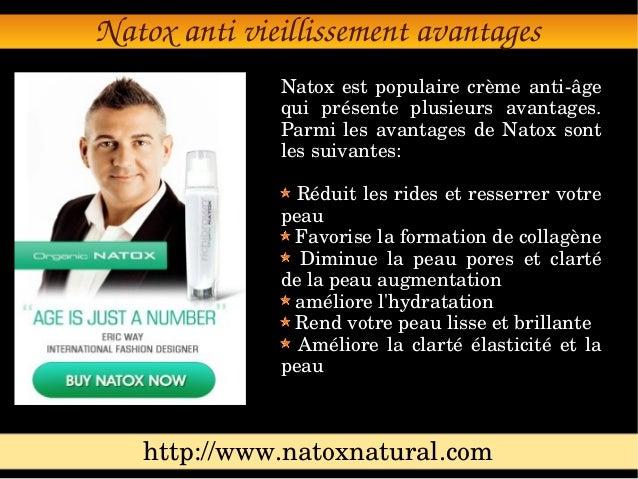 Fonctionne-t-Natox Slide 3