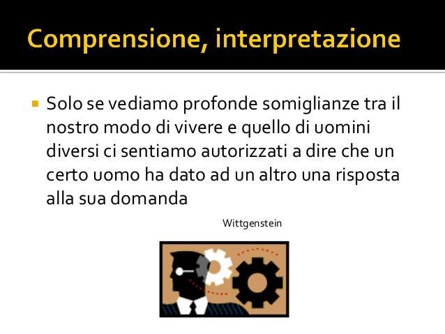 Fondamenti della comunicazione umana1 lezione 1 corso caa di giusi - Ludwig wittgenstein pensieri diversi ...