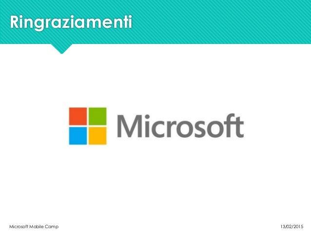 Fondamenti di ALM per le App Mobile Slide 3