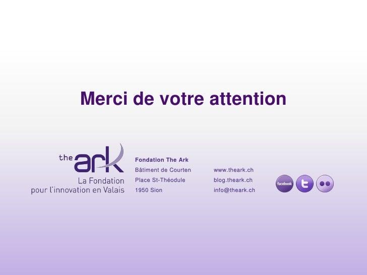 Fondation The Ark