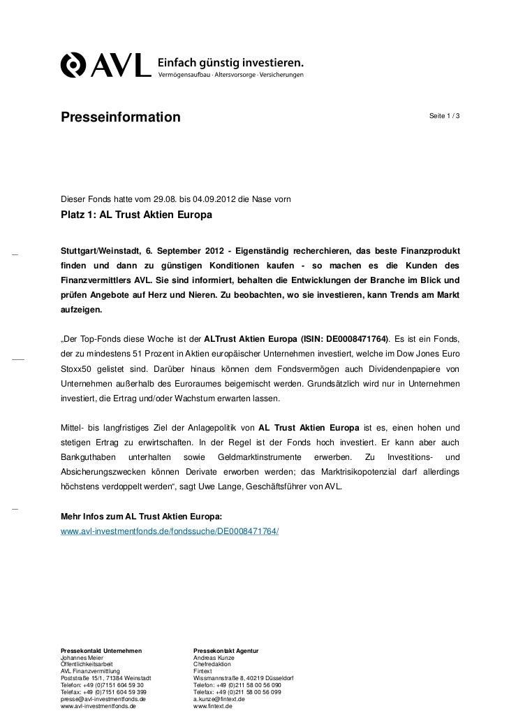 Presseinformation                                                                                       Seite 1 / 3Dieser ...