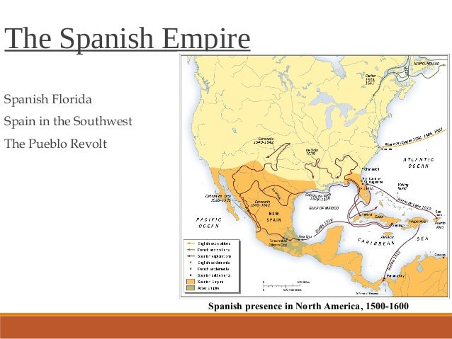 Impact of the spanish conquest on