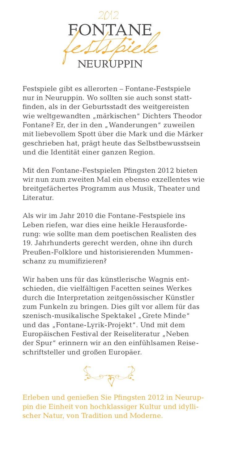 2012             Fontane           festspiele               neuruppinFestspiele gibt es allerorten – Fontane-Festspielenur...